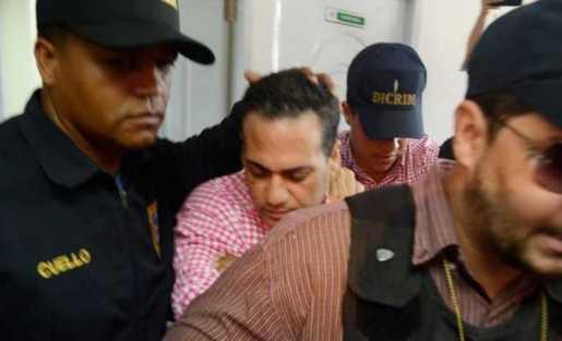 Un mes de prisión preventiva empresario Santana Zorrilla