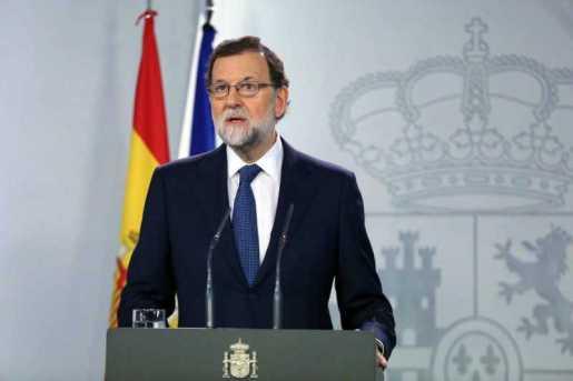 Rajoy da el primer paso para aplicar el artículo 155