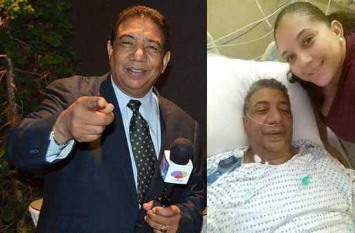 Continúan campaña conseguir donante riñón para periodista