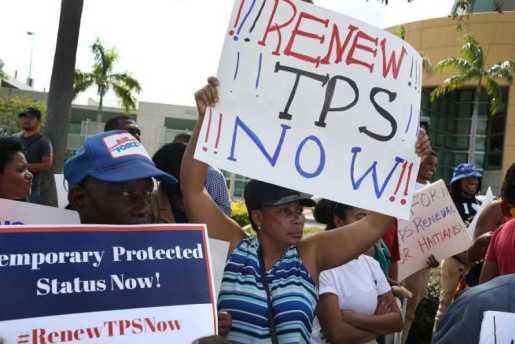 Más de 69 mil haitianos serán devueltos a su país por EEUU