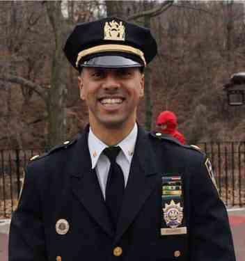 Dominicano nuevo subjefe de la policía de Nueva York