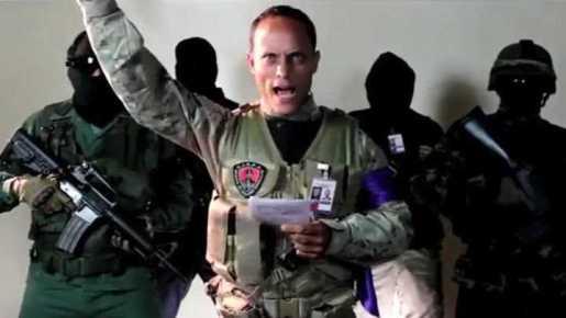 Venezuela confirma que desmantela grupo del piloto Óscar Pérez