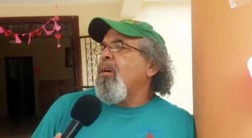 """""""No ve voy del país'' advierte el padre Rogelio al recibir traslado"""