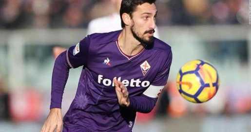 Muere Davide Astori,  capitán de la Fiorentina
