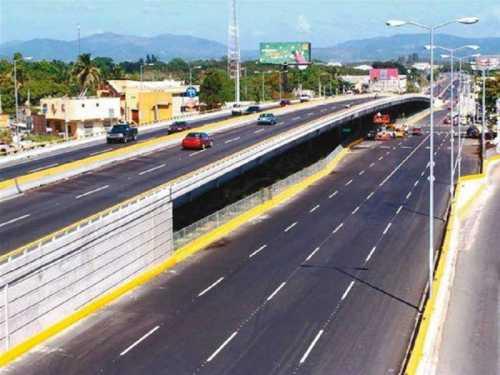 Obras Públicas cerrará a partir de este domingo elevados y túneles por mantenimiento