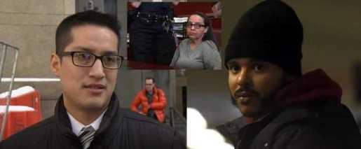 Hijos niñera santiaguera testifican en juicio