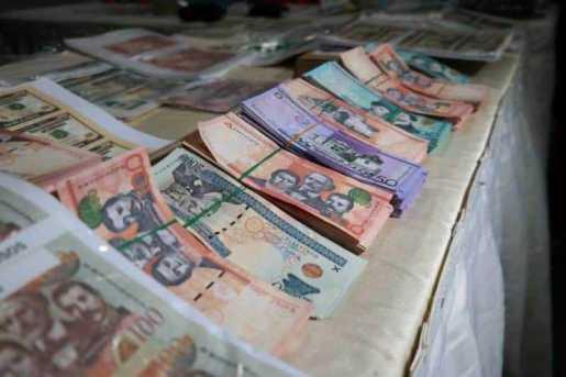 El peso se desprecia y el dólar sube
