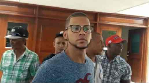 Prisión preventiva hombre realizó tiroteo colegio Peravia