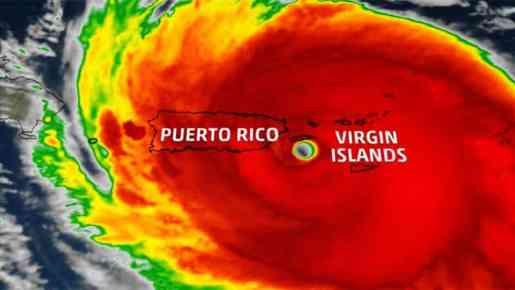muertos dejó huracán María en PR
