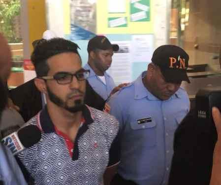 Joel Rodríguez enviado a prisión por muerte de su padre