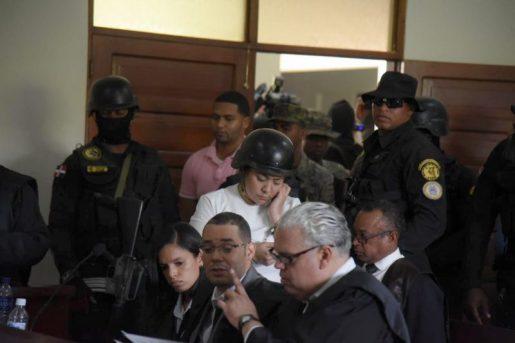 Comienza audiencia preliminar caso Emely Peguero