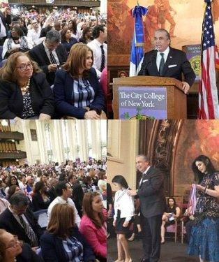 Consulado RD en NY reconoce 398 estudiantes meritorios
