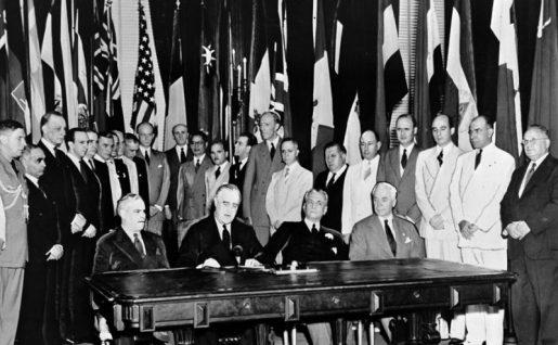 Historia de las Naciones Unidas (ONU)