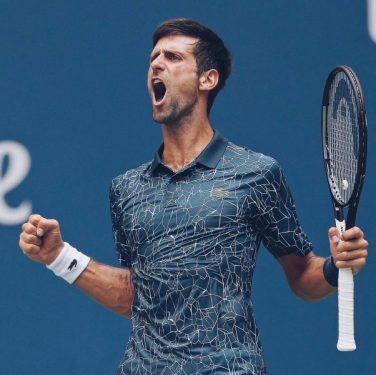 Novak Djokovic derrota a John Millman