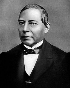 Benito Pablo Juárez García, nació San Pablo Guelatao, Oaxaca, el 21 de marzo de 1806 y falleció en Ciudad de México, el 18 de julio de 1872. Fue un abogado y político mexicano