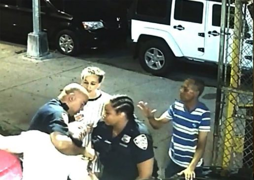 Denuncian brutalidad de policía dominicano