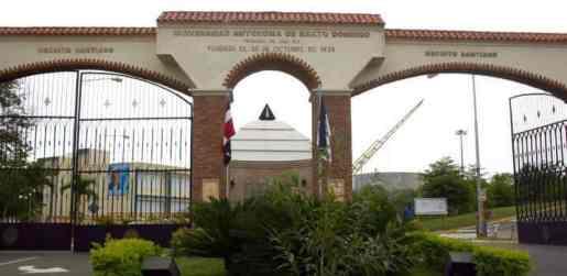 Rector recinto UASD Santiago llama a clases este lunes