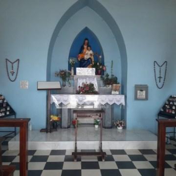 Santa Misa na Kapel di Alto Vista Diasabra 5 di juni 2021