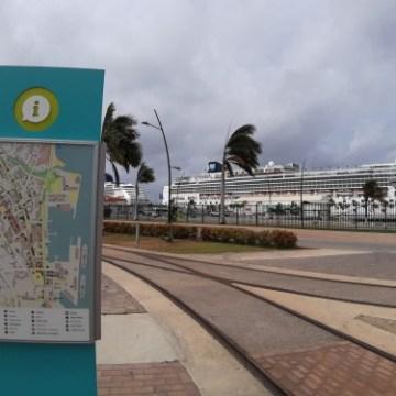 Polis: Reglanan di maneho y prevencion na Gate nr.5 y Welcome Plaza Tourism Oriented Police (TOP Oranjestad) conhuntamente cu partnersnan envolvi, ta anuncia lo siguiente