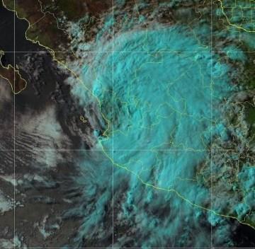 Claudette ta bira un tormenta tropical