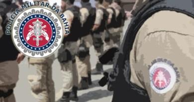 BARREIRAS: SUSPEITO DISPENSA DROGA EM VIA PÚBLICA AO FUGIR DA POLÍCIA