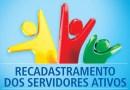 Estado prorroga prazo para recadastramento de servidores ativos