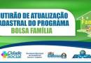 CRAS da Vila dos Funcionários iniciará mutirão de atualização do CADUNICO, dia 11 de dezembro
