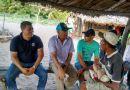 BARRA BA: faz multirão de antedimento Brejo do Saquinho do Areado na Zona Rural