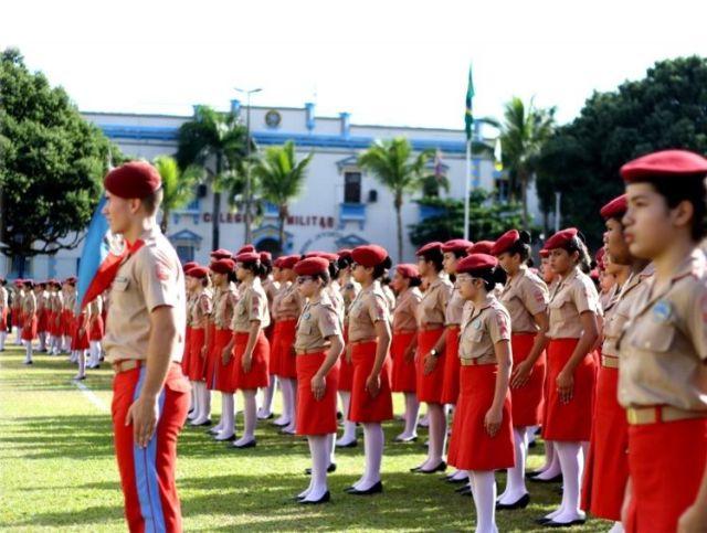 Resultado de imagem para Colégios Militares da Bahia, inclusive em Juazeiro