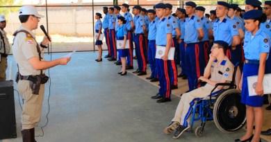 Polícia Militar inicia inscrições para os colégios e creche