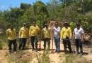 Prefeitura de Barreiras intensifica o trabalho de recuperação de nascentes