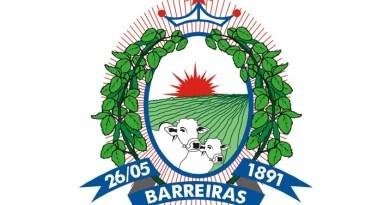 Nesta terça-feira, 22, Secretaria de Saúde de Barreiras informa o 75º e 76º óbitos decorrente da Covid-19