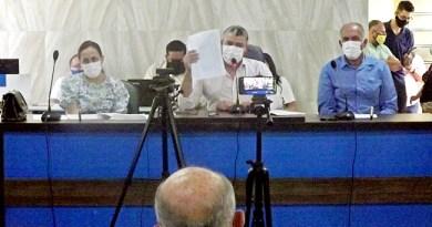 Prefeito Mezo convoca coletiva de imprensa para tratar a realidade financeira encontrada na prefeitura de Angical