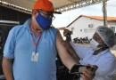 Em mais um sábado de vacinação Prefeitura de Barreiras dá continuidade à imunização dos grupos prioritários e pessoas de 59 anos acima