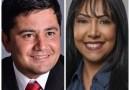 Rogério Freitas (MDB) e Janadi Valcari (Podemos) vão disputar a presidência da Câmara em Palmas