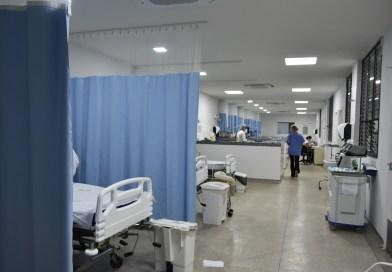 Ala pediátrica do HGP inicia atendimento nas novas instalações e antigo Hospital Infantil é desativado