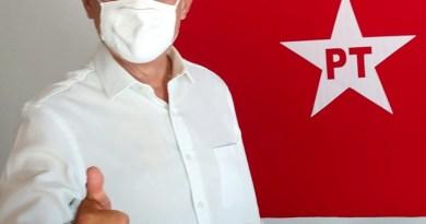 Paulo Mourão registra pré-candidatura para Governo do Tocantins pelo Partido dos Trabalhadores