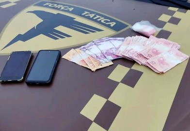 Dois jovens são presos com mais de R$ 700 em notas falsas em Araguaína