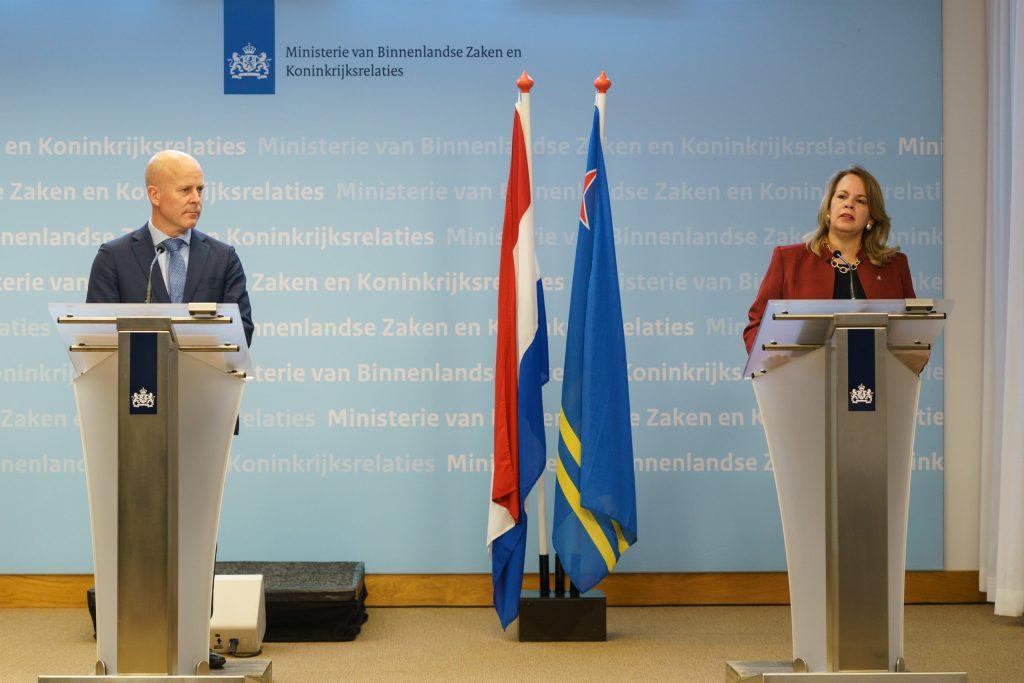 Acuerdo Aruba y Holanda