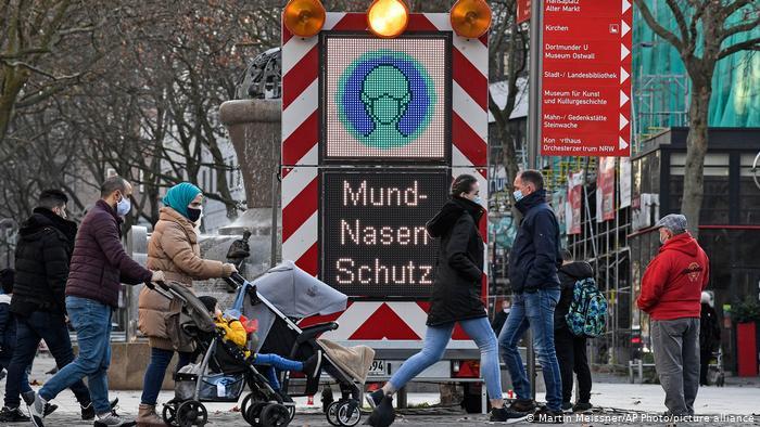 CORONAVIRUS: Alemania en su peor momento de la pandemia