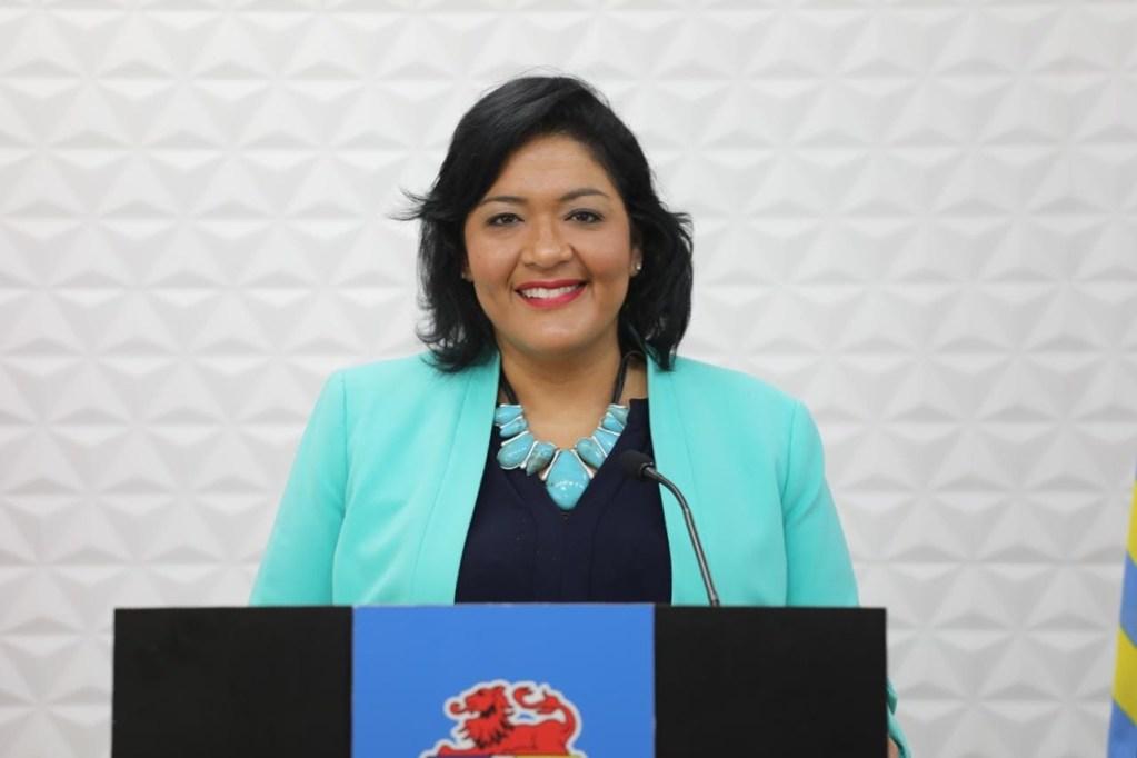 Ministra Xiomara Maduro anuncia reducción de impuesto sobre materiales de construcción a partir del 1 de enero 2021