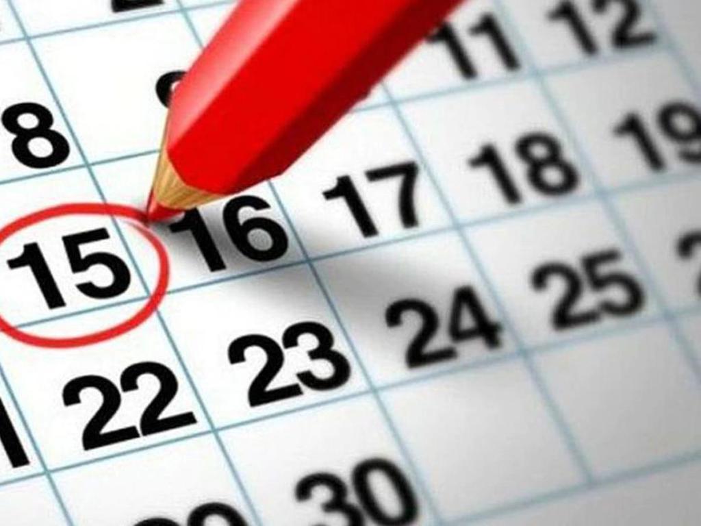 El lunes 15 de febrero 2021 es reconocido como un día festivo