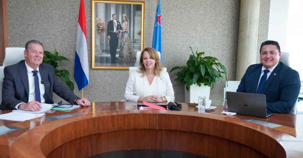 Arubahuis será la primera institución en implementar 'e-governance' conforme a lo proyectado por Gabinete Wever-Croes