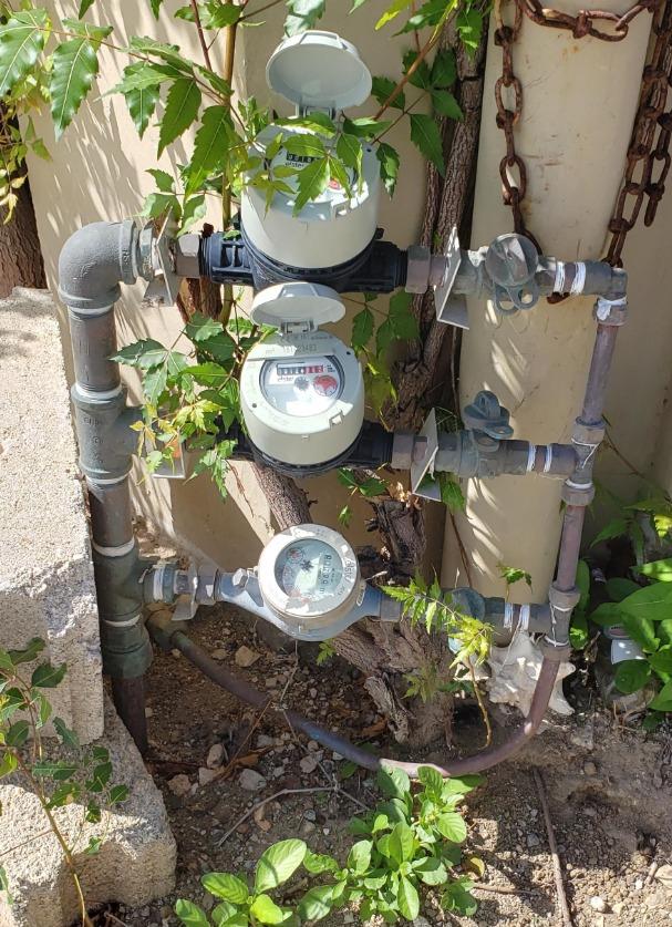 WEB: Instalación de agua que NO es permitido