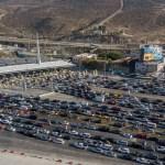 Extienden cierre de la frontera entre EE UU y México hasta el 21 de mayo