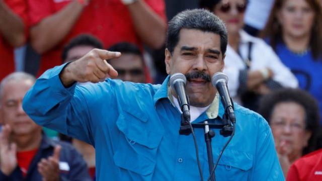 Maduro una vez más llama a elecciones sin fundamentos