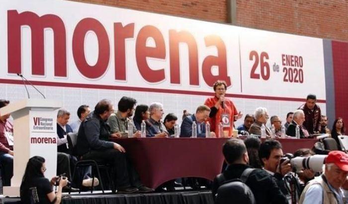 Morena nombra a Alfonso Ramírez Cuellar cómo su presidente provisional