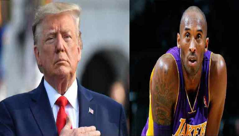 "Donald Trump lamenta muerte de Kobe Bryant: ""una noticia terrible"""