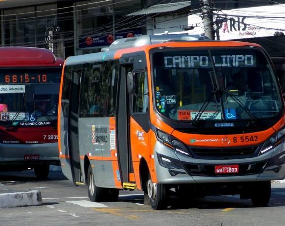 Ônibus da Transcap