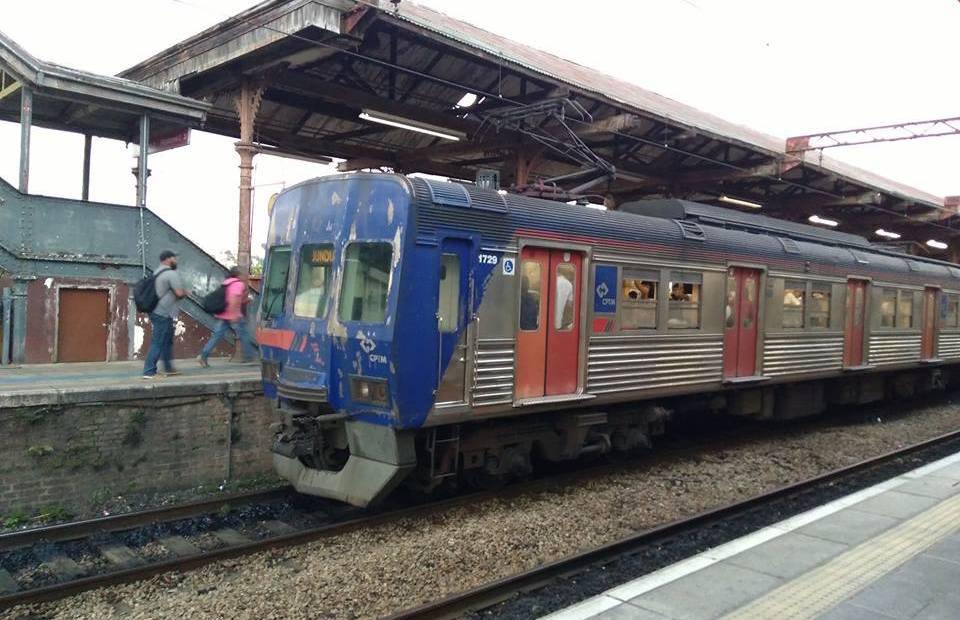 Trem série 1700